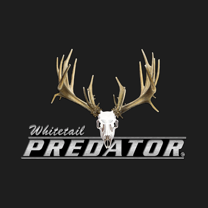 Color Whitetail Predator Decal